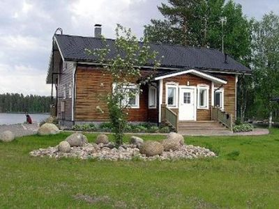 Photo for Vacation home Tervaharju in Äänekoski - 8 persons, 4 bedrooms