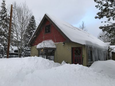 Photo for Cozy Miner's Cabin, Downtown Crested Butte