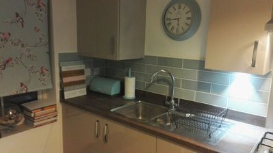 Photo for 1BR Apartment Vacation Rental in Swansea, Wales