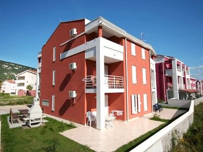 Photo for Holiday apartment with balcony and 300 meters from the beach