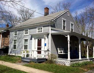 Photo for Historic 1830s Greenport Home