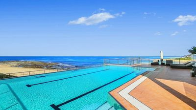 Photo for BEACHFRONT WITH POOL, OCEAN VIEWS, WIFI & FOXTEL