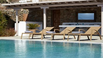 Photo for Blanco Premium Villa Mykonos 5br upto 11guests Private Pool
