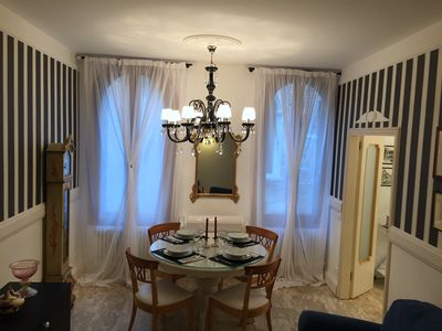 Photo for Refined apartment in Rialto, in the heart of the city