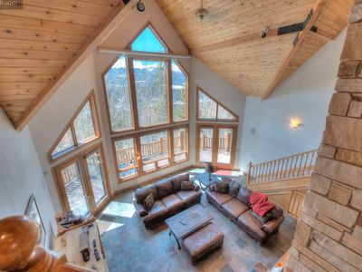 Photo for 2 Miles to Main St., Huge 7000 sq. ft home, Private, Great Views,