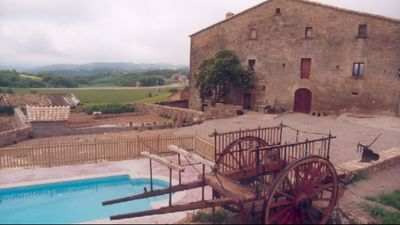 Photo for La Torra de Llobera is a house of pagès that has been built in quatre phases