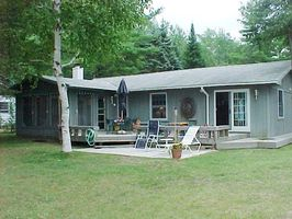 Photo for 5BR Cottage Vacation Rental in Rapid City, Michigan