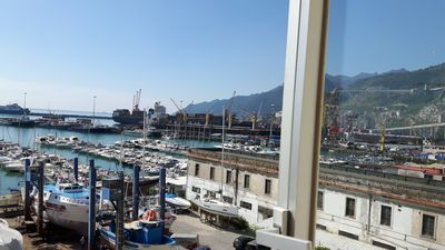 Photo for 2BR Apartment Vacation Rental in Salerno, Campania