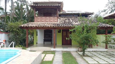 Photo for house at 300m from the beach with great location, right next to the Historical Center.