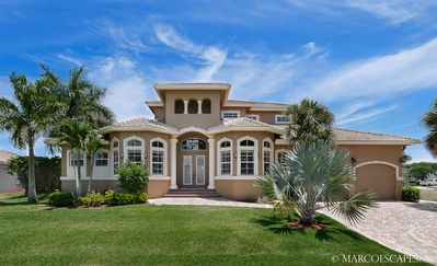 Photo for CASA DEL MAR - New 5 Bedroom Island Estate Near Tigertail Beach!!