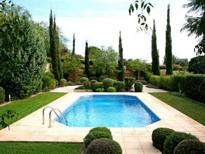Photo for Escape the hustle an bustle...Lovely holiday home with pool at Secret Valley