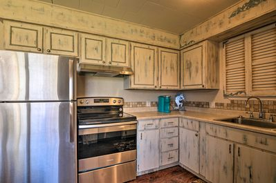 Recent upgrades make this 1960's house feel just like home!