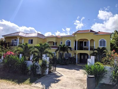 Photo for Beautiful & Private Villa-- Centrally Located In Runaway Bay, Jamaica W.I.