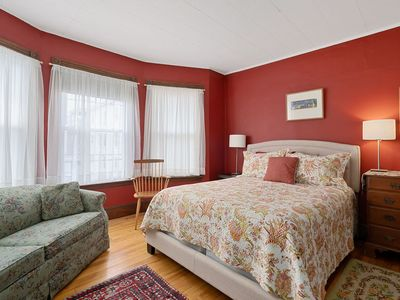 Photo for Portland B&B room - steps from Eastern Prom and beach and close to town too!