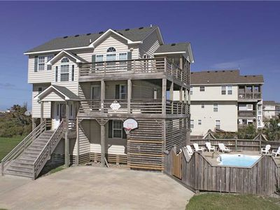 Photo for Bimini Twist Oceanside in Hatteras w/Pool,HotTub, RecRoom