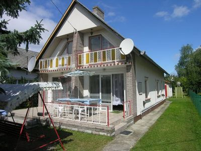 Holiday house with terrace