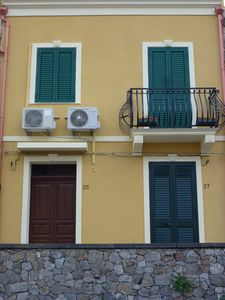 Photo for VentodiMilazzo - Blue House (Old Town Milazzo near the Castle)