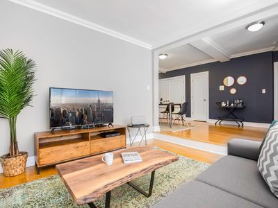 Photo for Gorgeous, Roomy West Village 1BR w/ Doorman by Blueground