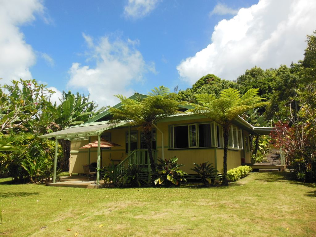 magical kauai cottage on north shore vrbo rh vrbo com