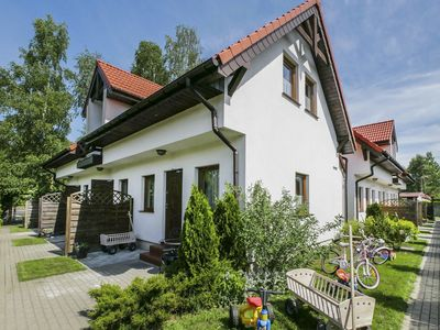 Photo for Quaint Holiday Home in Gleznowo with Parasol