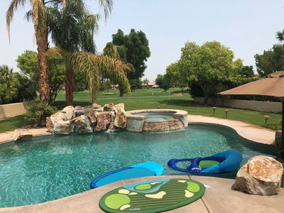 Photo for Beautiful and Comfortable PGA West Golf Course Home