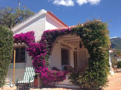Photo for Detached Villa With Private Pool And Stunning Views 5 Minutes Walk From Village