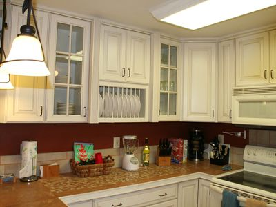 Kitchen Is Newly Remodeled & Inviting