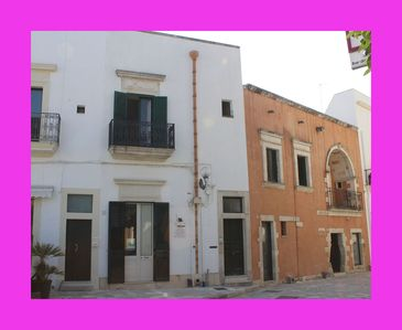 "Photo for Holiday house ""Rimesa"" with period elements in the center with large private terrace"