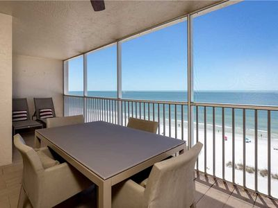 Photo for Gateway Villa 897, 2 Bedrooms, Gulf Front, Elevator, Sleeps 4, Heated Pool