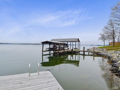 Photo for Lake Haven, Smith Mountain Lake, Ping Pong, WiFi, Private Dock