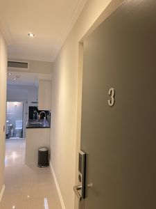 Photo for New Refurbished Stunning Double Bed Basement Apartment Private Entrance (Flat 3)