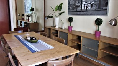 Photo for Great apartment Ramblas groups and families