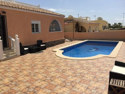 Photo for Beautiful 4 Bedroom Villa With Large Private Pool