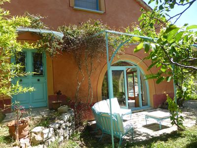 Photo for charming villa south of vercors, near a village in the mountains 900 m alttitude