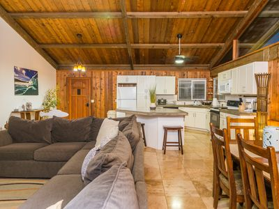 Photo for Sunset Surf House - Awesome family home steps from Sunset Beach!