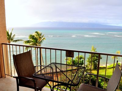 Photo for Direct Oceanview Quiet and Relaxing, new A/C, free parking & WIFI