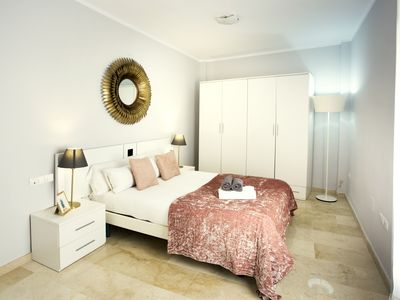 Photo for MODERN, COMFORTABLE & BRIGHT - Apartment for 4 people in Málaga