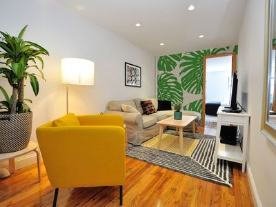 Photo for Spacious, Cozy 2BR/2BA East Village Duplex - Two Bedroom Apartment, Sleeps 7