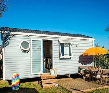 Photo for Camping Les Pêcheurs **** - Mobil-home Classic air conditioned 3 rooms 6 persons