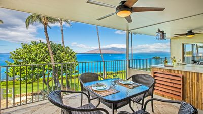 Photo for Spacious, Ocean View, New Remodel - Starts @ $389/night - Royal Mauian #315