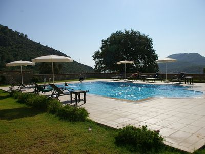 Photo for Villa Oludeniz Heights: Modern, well equipped, idyllic location