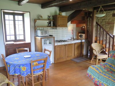 Photo for Vacation home Le Moulin (ONS400) in Fons - 4 persons, 2 bedrooms