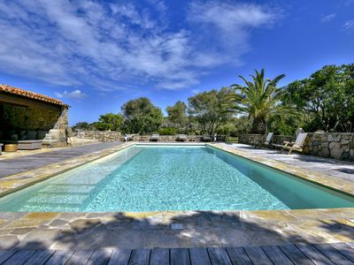 """Photo for Grande Villa like """"sheep"""" with pool on 2 hectares of land in Cala Longa"""
