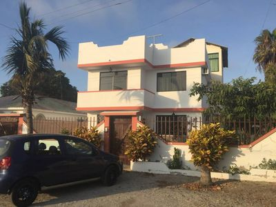 Photo for Beautiful apartment with terrace in Salinas Chipipe