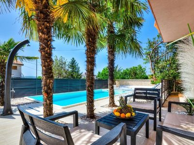Photo for Holiday apartment Crikvenica for 4 - 8 persons with 4 bedrooms - Holiday apartment