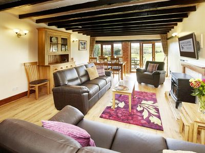 Photo for 3 bedrooms, ideal family & Friends, peaceful North York Moors National Park, lovely open views