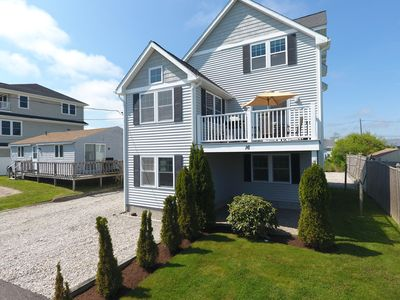 Photo for Narragansett/Point Judith Summer Rental Beach House. Great Location! Sleeps 12