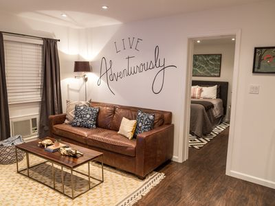 Photo for Beautiful private apartment in a perfect location