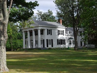 Photo for Historic Waterfront Mansion