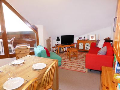 Photo for 2 bedroom Apartment, sleeps 6 in Le Cugnon with WiFi